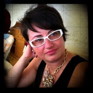 Livia Savorelli. Ph. Erica Campanella