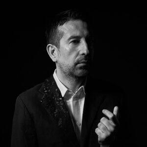 Raffaele Quattrone. Photo Credit: Johnny Pixel. Courtesy Black and White Studios